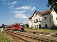 The 6342 009-5 at Esztergom-Kertv�ros