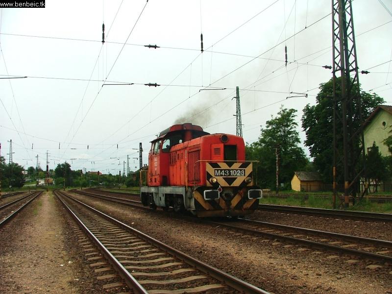 M43 1023 fotó
