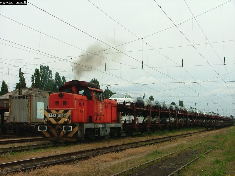 M43 1023 pöff! fotó