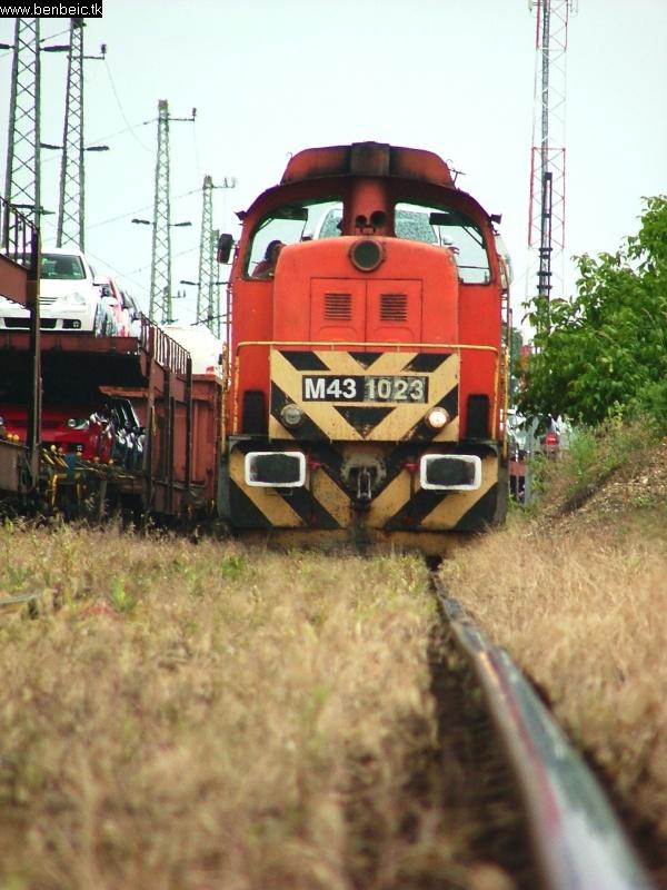 M43 1023 Budaörsön fotó