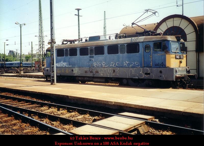 V43 1179 a Keleti pályaudvaron fotó