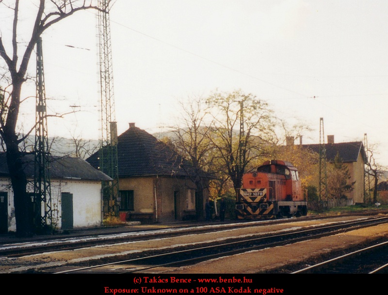 The M43 1078 at Óbuda photo