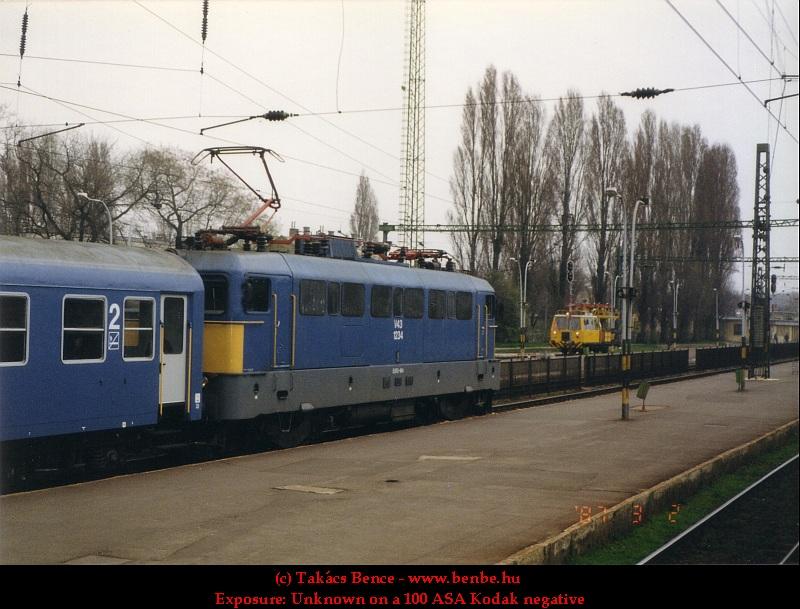 V43 1234 Székesfehérvár állomáson fotó