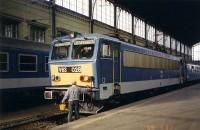 V63 028 a Nyugati pályaudvaron