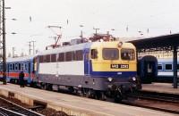 V43 2292 a Keleti pályaudvaron