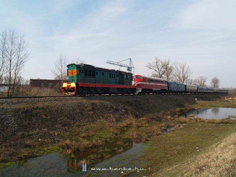 A K�rp�talja-expressz Tisza�jlakon fot�