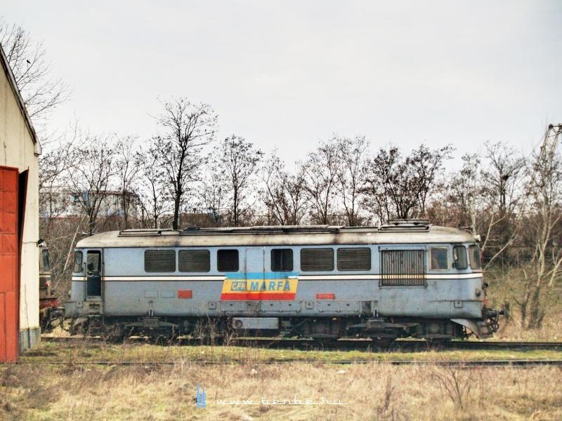 CFR MARFA 60-1170-4 Halmiban (Halmeu, Romania) fot�