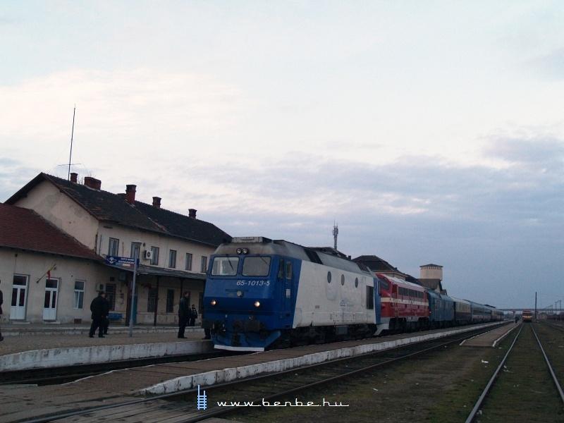 65-1013-5 Szatmárnémetiben (Satu Mare, Románia) fotó
