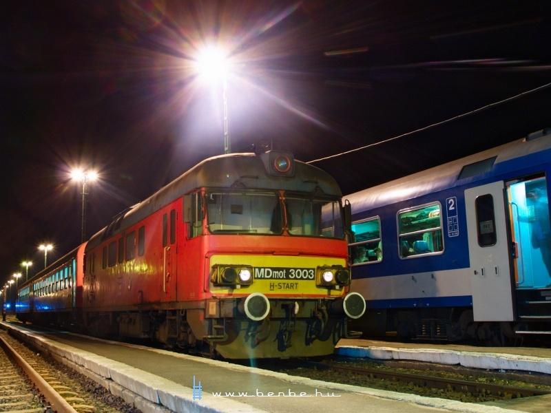 MDmot 3003 Nyírábrányban fotó