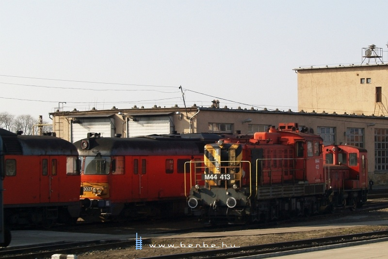 M44 413 Debrecenben fotó