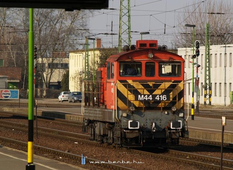 M44 416 Debrecenben fotó
