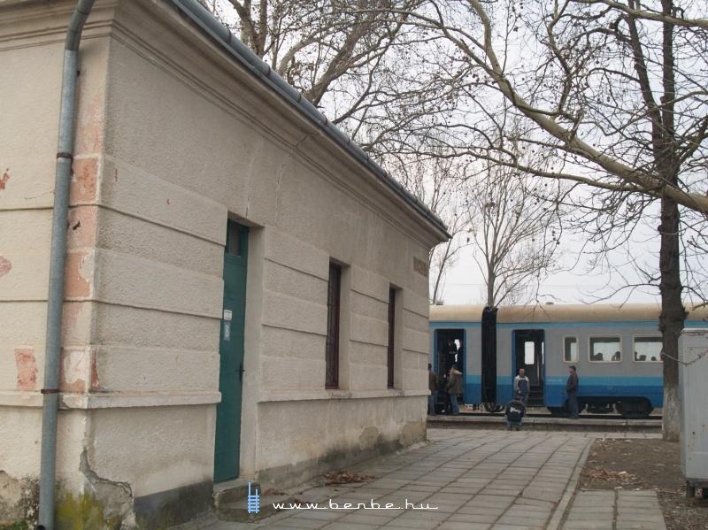 Mezőkaszony állomás fotó