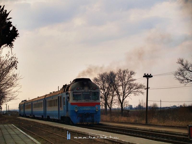 D1 769-3 Mezőkaszony állomáson fotó