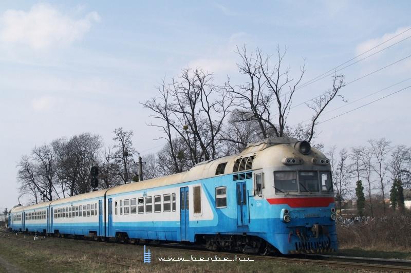 D1 632-3 Nagyszőlősön fotó