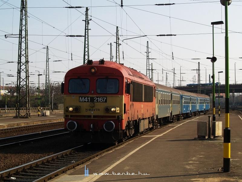 M41 2167 Debrecenben fotó