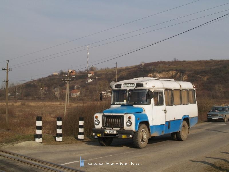 Autentikus kisbusz tart Nagybaktára fotó