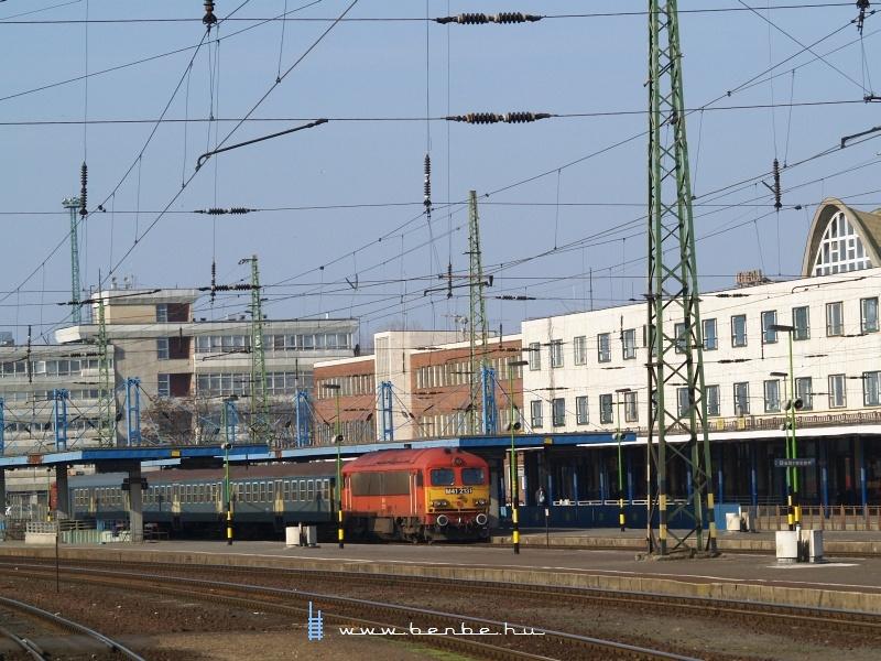 M41 2131 Debrecenben fotó