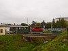 A Mátravasút C50 403 Felsőújváros és Elágazás között