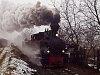 A Mátravasút 490 2005 Elágazás és Jánoska között