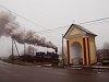 A Mátravasút 490 2005 Jánoska megállóhelyen