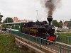 A Mátravasút 490 2005 Felsőújváros és Elágazás között