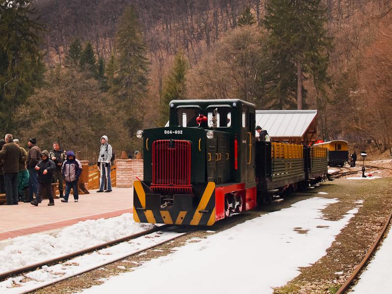 A D04-602 Szalajka-Fáytolvízesés állomáson fotó