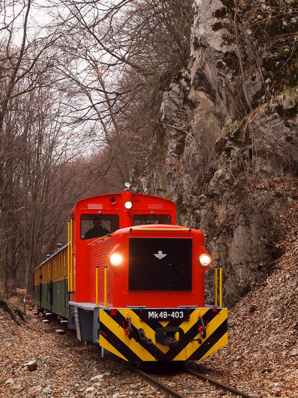 The Mk48-403 seen between Szalajka-Halastó and Szalajka-Fátyolvízesés photo