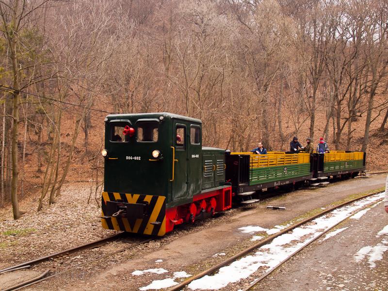 A D04-602 Szalajka-Halastó állomáson fotó