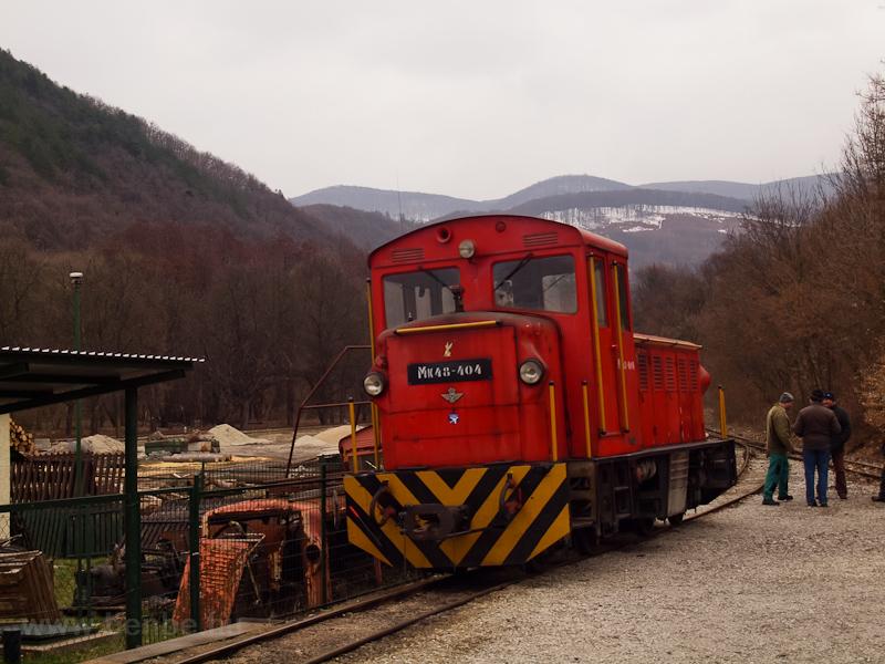 The Mk48-404 at Szilvásvárad photo