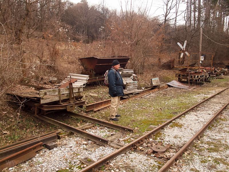 Romok a szilvásváradi fűtőháznál fotó