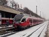 Az 5341 010-6 pályaszámú FLIRT Budapest-Nyugati pályaudvaron