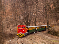 The Mk48-403 at Szalajka-F�tyolv�zes�s station