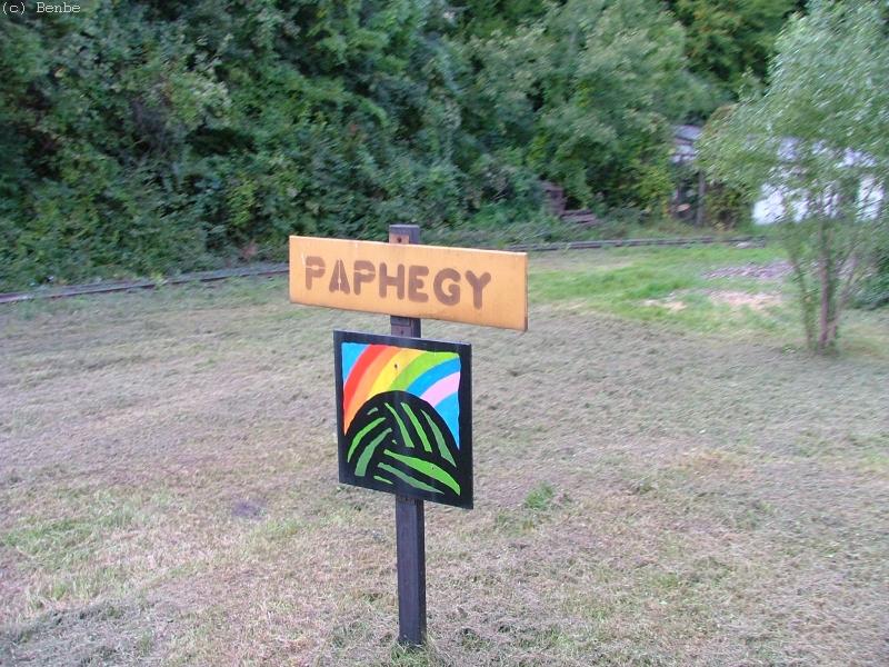 Paphegy fotó