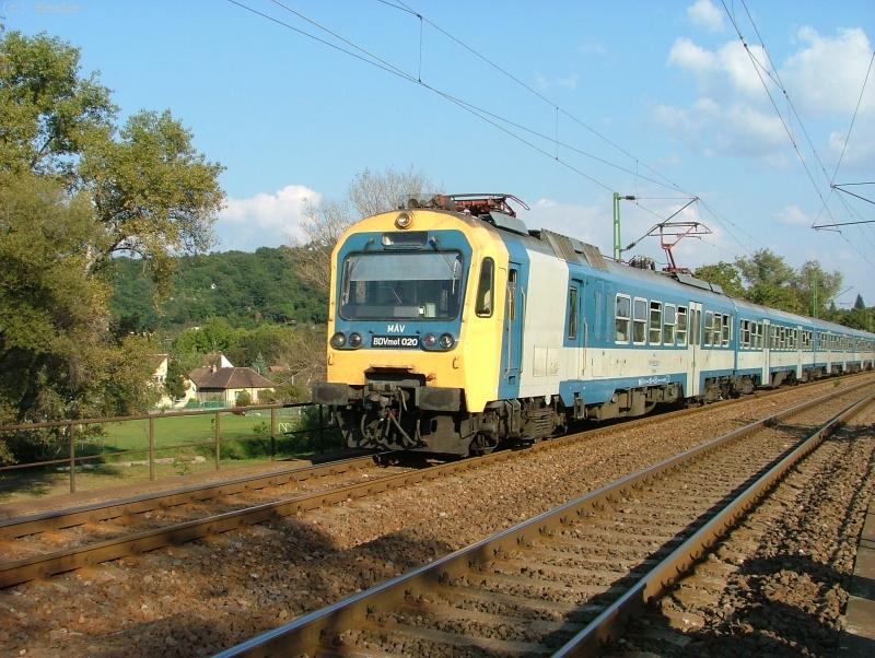 BDVmot 020 Kismaroson fotó