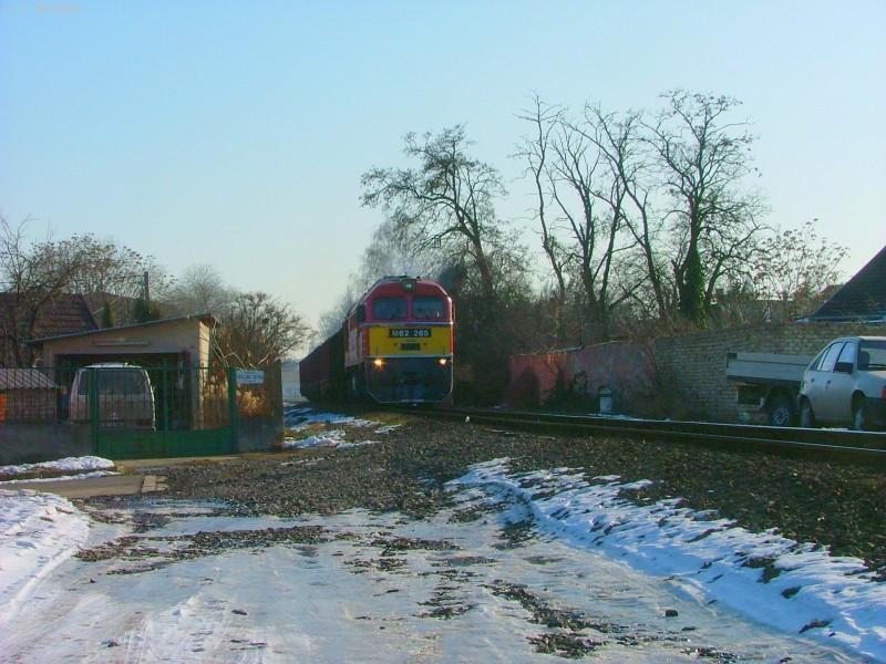 M62 265 Kispest elõtt fotó