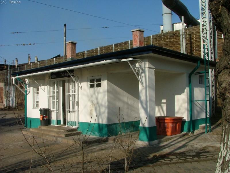 A Tóth Árpád utca-i pihenõszoba fotó