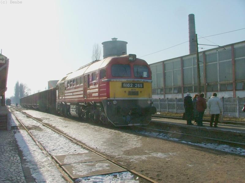 M62 265 Kispesten fotó