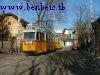 42-es villamos a Tóth Árpád utcai végállomáson