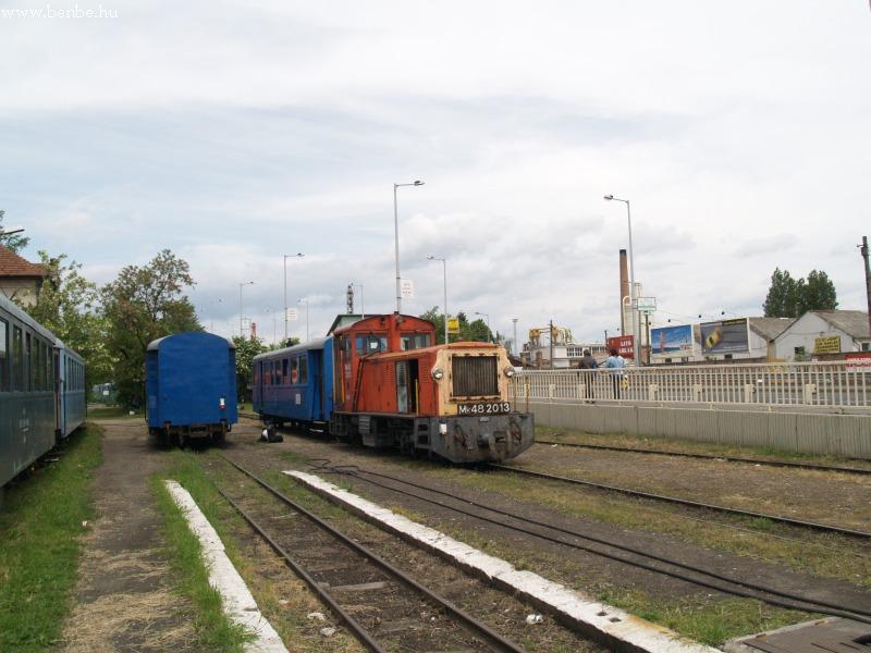 Mk48 2013 Kecskemét KK állomáson fotó