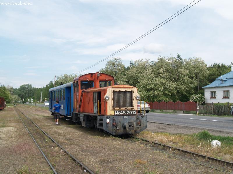 Mk48 2013 Törökfái állomáson fotó