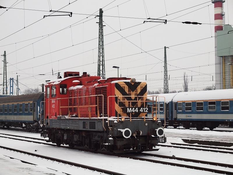 M44 412 tolat Debrecenben fotó