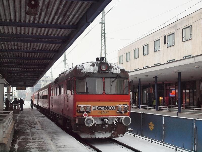 MDmot 3003 Debrecenben fotó