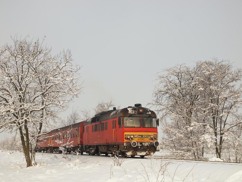MDmot 3003 Berekfürdő  fotó