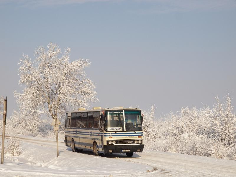 Az InterCity pótlóbuszunk fotó