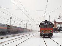 MDmot 3003 Karcag állomáson