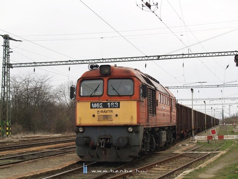 M62 163 Rétszilason fotó