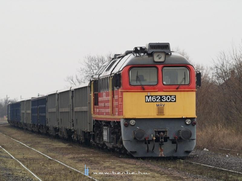 M62 305 Börgöndön fotó