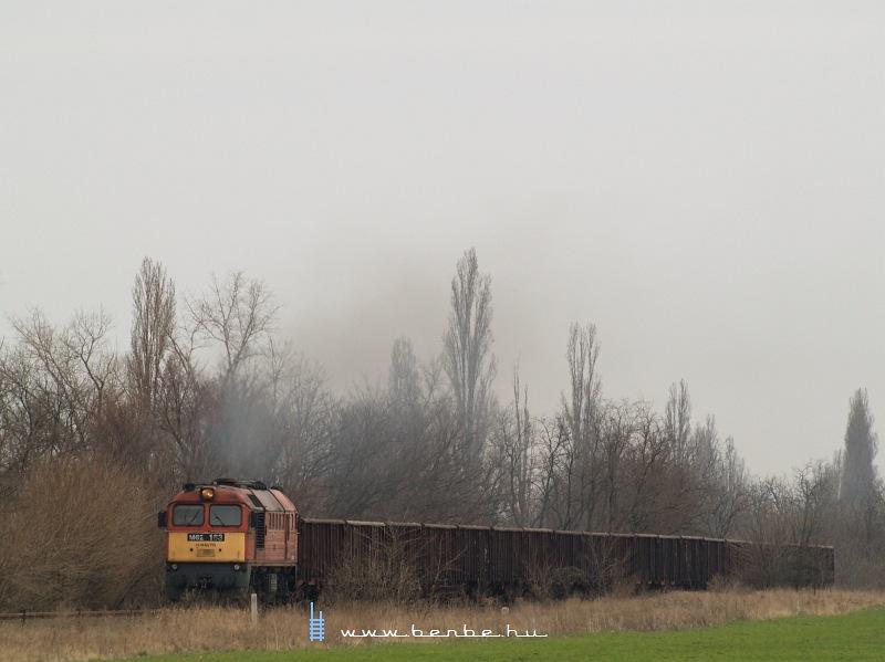 The M62 163 before Aba-Sárkeresztúr photo