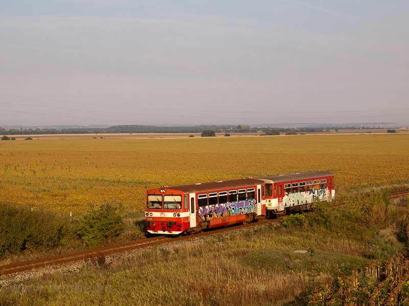 The ŽSSK 812 028 seen  picture