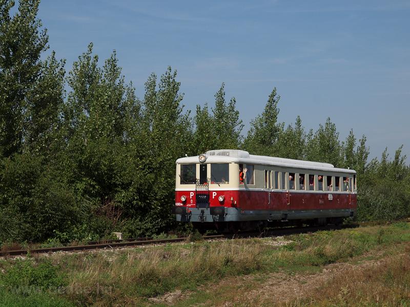 A ŽSR M262 004 Vágfark fotó
